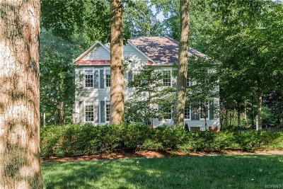 Hanover County Single Family Home For Sale: 8097 Crown Colony