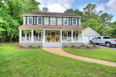 Mechanicsville Single Family Home For Sale: 8415 Brittewood Circle