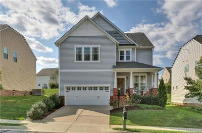 Chesterfield County Single Family Home For Sale: 7406 Nicklaus Circle