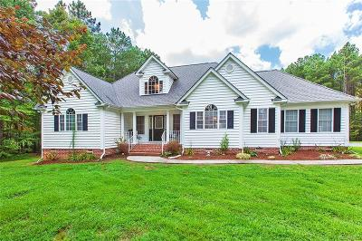Spring Grove VA Single Family Home Pending: $279,000