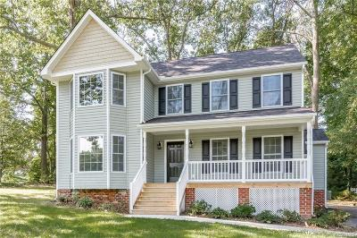 Chesterfield County Single Family Home For Sale: 4101 Hamlin Court