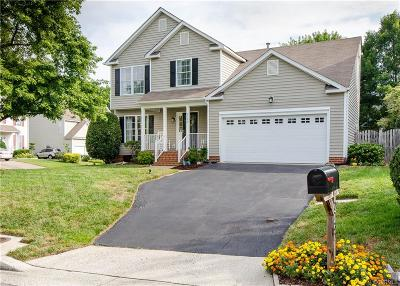 Henrico County Single Family Home For Sale: 2732 Nature Trail Road