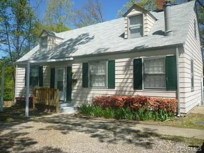 Henrico County Rental For Rent: 7512 Patterson Avenue