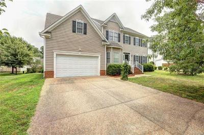 Mechanicsville Single Family Home For Sale: 9006 Brevet Lane