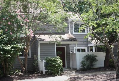 Midlothian Condo/Townhouse For Sale: 1319 Sycamore Square Drive