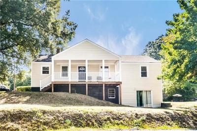 Henrico Single Family Home For Sale: 5811 Hermitage Road