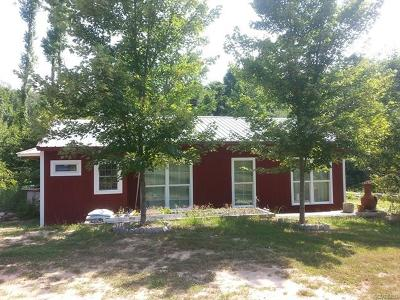 Single Family Home For Sale: 13970 Grub Hill Church Road