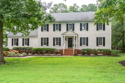 Henrico Single Family Home For Sale: 9014 Norwick Road