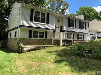 Chesterfield County Rental For Rent: 1107 Letchworth Lane