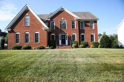 Glen Allen VA Single Family Home For Sale: $469,900