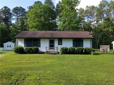 Chester Single Family Home For Sale: 3502 Julep Drive