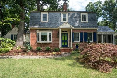 Henrico County Single Family Home For Sale: 1209 Forest Avenue
