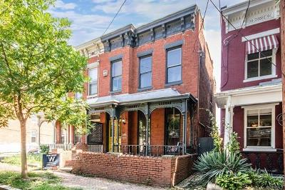 Richmond Rental For Rent: 314 West Clay Street