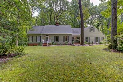 Powhatan Single Family Home For Sale: 2630 Old Timber Way