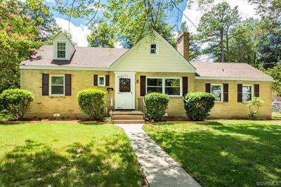 Henrico Single Family Home For Sale: 7104 Tanya Avenue