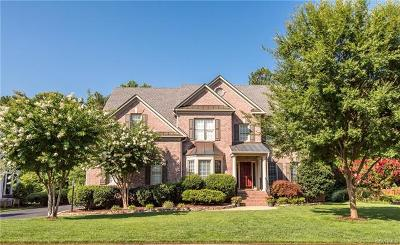 Glen Allen Single Family Home For Sale: 5125 Harvest Glen Drive