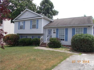 Henrico Single Family Home For Sale: 4129 Montclair Road