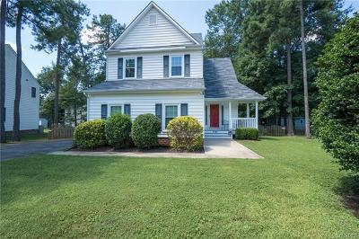 Henrico County Single Family Home For Sale: 5361 Linsey Lakes Drive