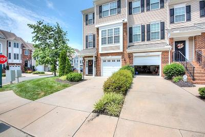 Hanover County Condo/Townhouse For Sale: 10341 Caracara Drive #D