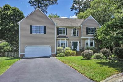 Henrico County Single Family Home For Sale: 3607 Woodlynne Place