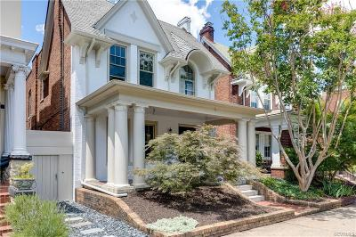 Richmond Single Family Home For Sale: 4 South Boulevard