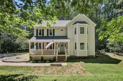 Powhatan County Single Family Home For Sale: 1500 Swiftwood Drive