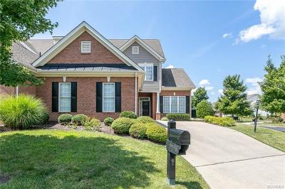 Glen Allen Single Family Home For Sale: 3336 Manor Grove Circle