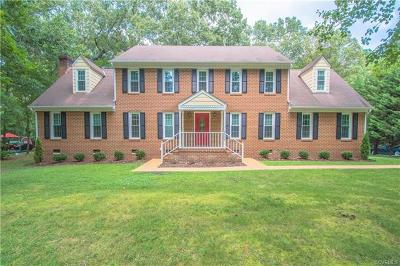Chesterfield Single Family Home For Sale: 8504 Sunnygrove Road