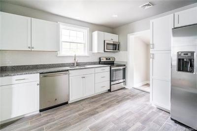 Richmond Single Family Home For Sale: 3611 Edgewood Avenue