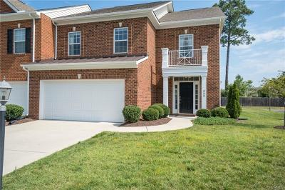 Henrico County Condo/Townhouse For Sale: 339 Clerke Drive
