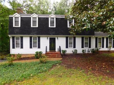 Richmond Single Family Home For Sale: 10231 Apache Road