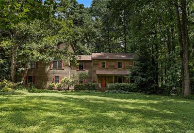 Goochland County Single Family Home For Sale: 1642 Horsepen Hills Road