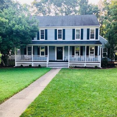 Henrico Single Family Home For Sale: 3001 Foxmoore Court