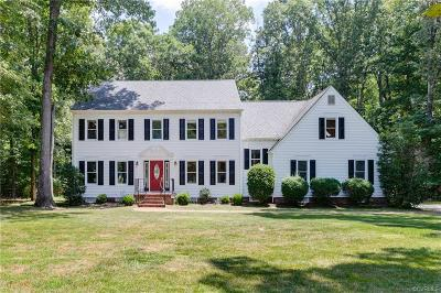 Chester Single Family Home For Sale: 14601 Loamy Circle