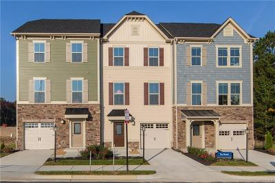 Henrico County Condo/Townhouse For Sale: 7923 Wistar Woods Court #QF