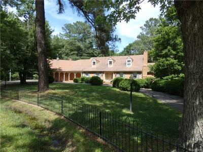 Petersburg Single Family Home For Sale: 1945 Ridgewood Drive