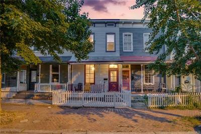 Richmond Single Family Home For Sale: 339 South Laurel Street