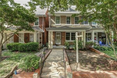 Richmond Single Family Home For Sale: 2109 Rosewood Avenue