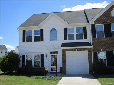 Hanover County Condo/Townhouse For Sale: 7376 Battalion Drive