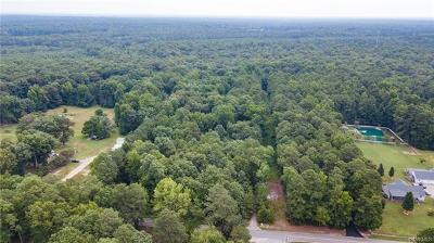 Chesterfield County Residential Lots & Land For Sale: 10841 Qualla Road