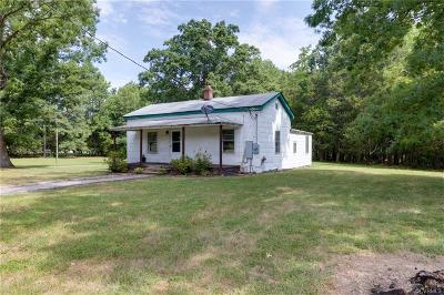 Chester Single Family Home For Sale: 14800 Beach
