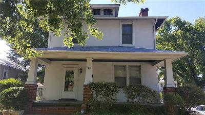 Richmond Single Family Home For Sale: 112 West 32nd Street