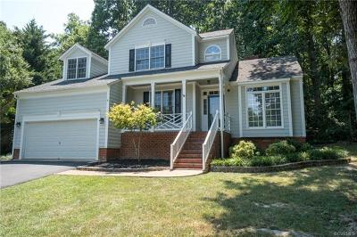 Chesterfield County Single Family Home For Sale: 6110 Sedgefield Terrace