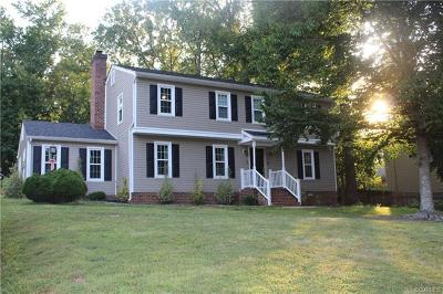 Chesterfield County Single Family Home For Sale: 2342 Loch Braemar Drive