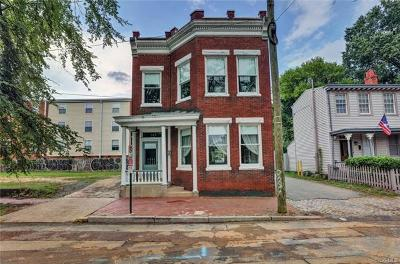 Richmond Single Family Home For Sale: 109 South Laurel Street