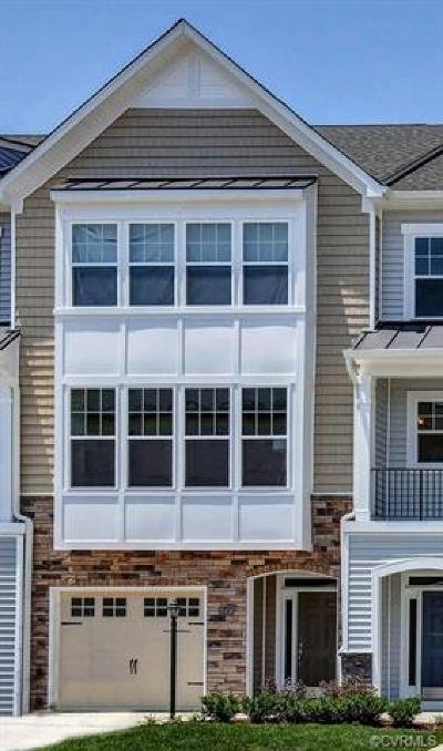 Henrico County Condo/Townhouse For Sale: 2126 Perennial Circle #12 C