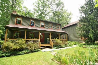 Hanover County Single Family Home For Sale: 1589 Old Church Road