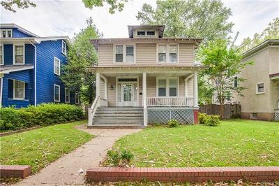 Richmond Single Family Home For Sale: 110 Overbrook Road