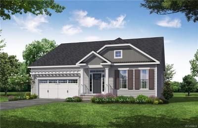 Goochland County Single Family Home For Sale: Lot 18 Readers Branch