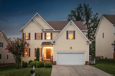 Chesterfield County Single Family Home For Sale: 14512 Waters Shore Drive